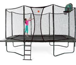 Safest Trampoline For Backyard by Denver Trampolines Backyard Dreams Colorado