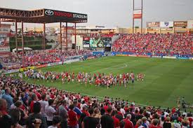 Fc Dallas Stadium Map by Fc Dallas Announces Toyota As Official Naming Rights Partner Big