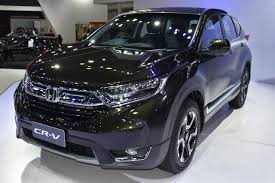 crb honda india bound 2017 honda cr v 7 seater in images