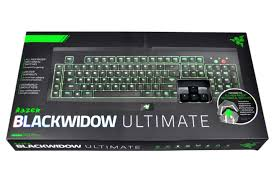 razer black friday razer blackwidow ultimate mechanical gaming keyboard review