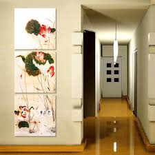 100 chinese home decor 3 panel traditional chinese ink