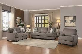 Brown Fabric Sofa Set Homelegance Kenner Sofa Set Brown Fabric 8245br Sofa Set