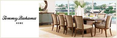 Tommy Bahama Home At Baers Furniture Miami Ft Lauderdale - Dining room sets miami