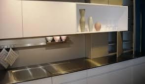 plan de travail inox cuisine plan de travail en inox brossé pour cuisines home concept
