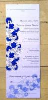 Cheap Wedding Programs Eliya U0027s Blog Our Bride Requested A Violet Colored Four Tier