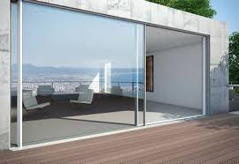Frameless Patio Doors Frameless Sliding Patio Doors About Home Decorating Ideas