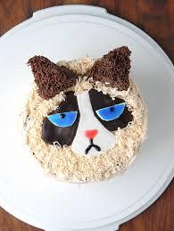 how to make a cake how to make a grumpy cat cake
