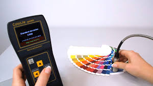 color spectrometer how do i measure colors with colorlite youtube