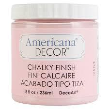 americana decor chalky finish paint 8oz