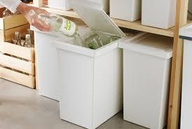 poubelle recyclage cuisine tri des déchets ikea