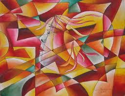 cubism colours cubism contextual studies