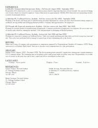 How To Make A Resume For A Summer Job by How To Make A Resume For A Summer Job Free Resume Example And