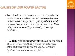 power factor for lighting load power factor correction ppt video online download