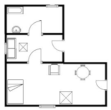 research work on floor plan image analysis