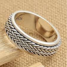 men vintage rings images 925 sterling silver ring for men vintage vintage thai silver jpg