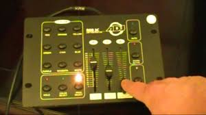 american dj duo station lighting controller brian looks at the american dj rgb 3c led controler youtube