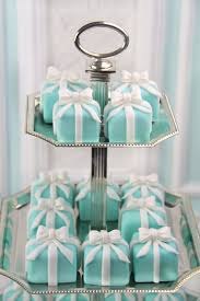 try some lovely breakfast at tiffany u0027s mini cakes for your bridal