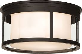 flush mount ceiling light fixtures oil rubbed bronze meyda tiffany 153386 cilindro cbell oil rubbed bronze flush mount