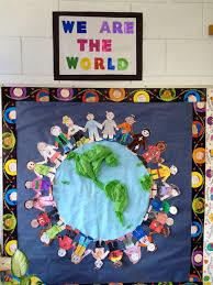 thanksgiving day bulletin board ideas jesus loves the children of the world