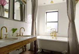 Brass Faucets Bathroom by Brass Hardware And Fixtures Are Back