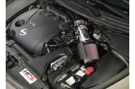 nissan maxima air intake hps shortram cool air intake kit 09 16 nissan maxima v6 polish