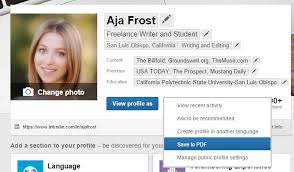 How To Put Your Linkedin Profile On Your Resume How To Get Attention On Your Linkedin Profile The Muse