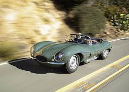 antique jaguar jaguar classic xkss continuation crowned car of the year at 2017