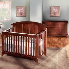 Convertible Crib Cherry Westwood Design 2 Nursery Set Jonesport Convertible Crib