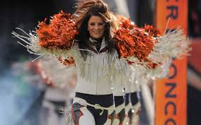 Denver Broncos Cheerleader Halloween Costume Nfl Cheerleaders Admit U0027doesn U0027t Pay Bills U0027 Love