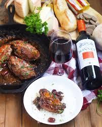 cuisine dinner chicken provencal fall inspired dinner ev s eats