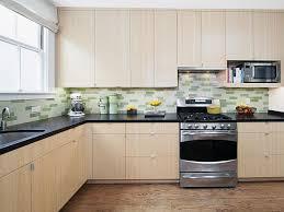 Cream Colored Kitchen Cabinets Furniture Nice Cabinet Style Cream Color L Shape Kitchen