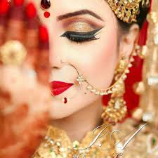 Would You Pay Rs180 000 For Your Bridal Makeover Style Images Mehndi Makeup 2017 Makeup Daily