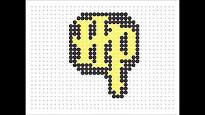 hama bead harry potter logo logo series 2 4 youtube