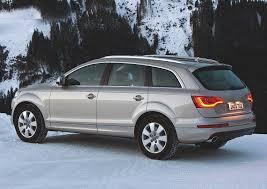 Audi Q7 2013 - audi q7 specs 2009 2010 2011 2012 2013 2014 2015