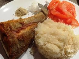 recette de cuisine africaine attieke à la dorade royale côte d ivoire la tendresse en cuisine