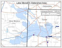 Colorado River Texas Map Crmwa Canadian River Municipal Water Authority