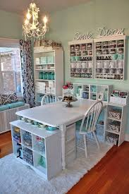 Jennifer Mcguire Craft Room - the most creative craft room organization ideas cheap mosdern