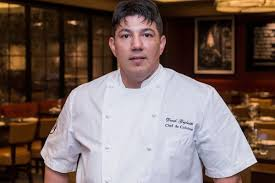 chef de cuisine derek gigliotti in as chef de cuisine at blt steak eater vegas