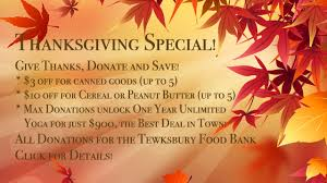 thanksgiving specials advanced health