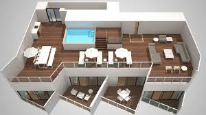 Penthouse Floor Plan by E Wow Penthouse W South Beach