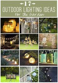 17 gorgeous outdoor lighting ideas for the garden best of