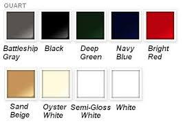 rustoleum marine paint color chart best 25 rustoleum paint