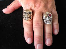 hand man rings images Mad man skull jewelry on the hand jewelry by j c hyler jpg