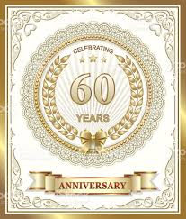 celebrating 60 years birthday happy birthday 60 years stock vector more images of 60 64