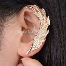 cuff earring aliexpress buy 1pc new fashion gold clip earrings for