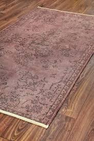 Vintage Overdyed Turkish Rugs Pale Faded Pink Overdyed Rug Vintage Victorian Style Rug Rugs