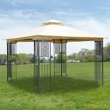 Mainstays Gazebo Replacement Parts by Gazebo Replacement Canopies For Wayfair Gazebos Garden Winds