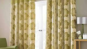 curtains 1693 house beautiful olasky yellow linen curtains