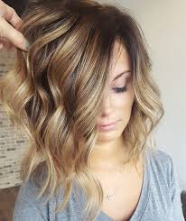 on trend the lob the hair color trends 2017 2018 highlights favorite balayages