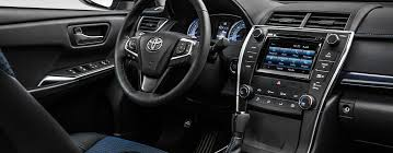 toyota corolla special edition 2016 2016 toyota camry special edition blue accent interior jpg